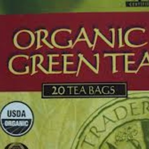 Organic Green Tea from Trader Joe&#x27;s
