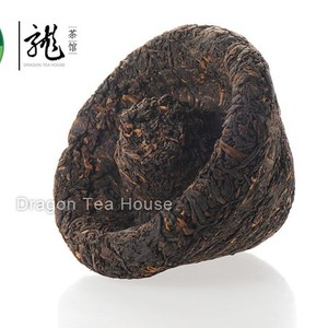 Xiaguan Flame Mushroom Tuo Cha Pu-erh Tea 2012 Ripe from Dragon Tea House