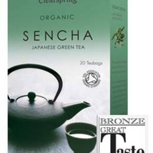 Organic Sencha from Clearspring