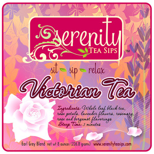 Victorian Tea from Serenity Tea Sips, LLC