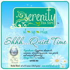 Shhh...Quiet Time from Serenity Tea Sips, LLC