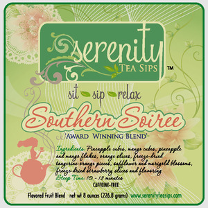 Southern Soiree from Serenity Tea Sips, LLC