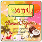 Coconut Infusion from Serenity Tea Sips, LLC