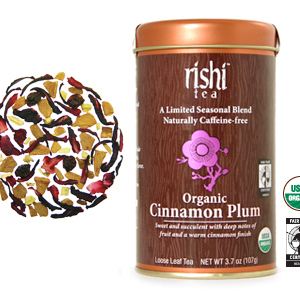 Cinnamon Plum from Rishi Tea