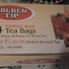 Golden Tip Orange Pekoe & Pekoe Cut Black Tea from Eastern Tea Corporation