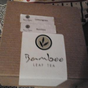 Lemongrass Bamboo Leaf Tea from Bamboo Leaf Tea