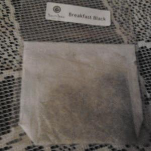 Breakfast Black Tea (sample) from Bamboo Leaf Tea