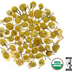 Golden Chamomile Blossoms from Rishi Tea