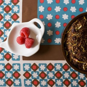 Organic Red Raspberry Rooibos from Divinitea