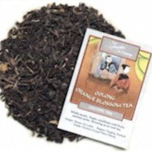 Oolong Orange Blossom Tea from Metropolitan Tea Company