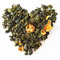 Organic Tea Flower Scented Green Tea from Mantra Tea