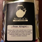 Pear Ginger from Staufs Coffee Roasters