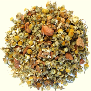 Cinnamon Apple Chamomile from t Leaf T