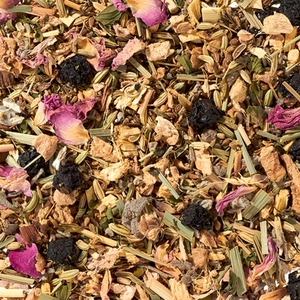 Ginger/Aronia Organic Herb Tea Blend from ESP Emporium