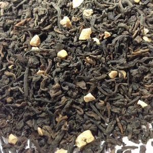 Scottish Caramel Pu-erh from Tea Gallerie