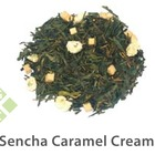 Sencha Caramel Cream from Steeped Tea