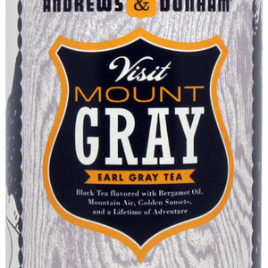 Mount Gray from Andrews &amp; Dunham Damn Fine Tea