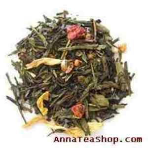 Strawberry &amp; Cream Green from Anna Marie&#x27;s Teas
