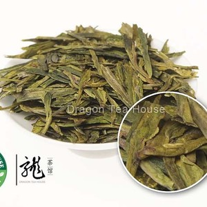 Long Jing Dragon Well from Dragon Tea House