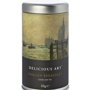 Delicious Art: English Breakfast from Rare Tea Company