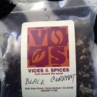 Black Currant from Vices and Spices