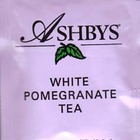 White Pomegrante Tea from Ashby&#x27;s of London