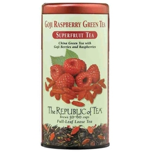 Goji Raspberry from The Republic of Tea