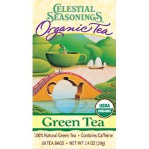Organic Green Tea from Celestial Seasonings