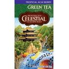 Tropical Acai Berry Green Tea from Celestial Seasonings