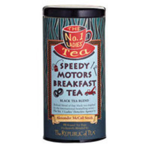 Speedy Motors Breakfast Tea from The Republic of Tea