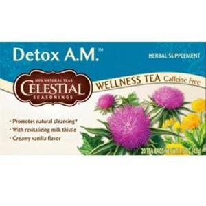 Detox A.M. Wellness Tea from Celestial Seasonings
