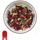 Stress Busting: black tea + peppermint, rose & liquorice from ATTIC Tea