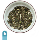 For Focus: oolong tea + spearmint, lemonbalm & ginseng from ATTIC Tea