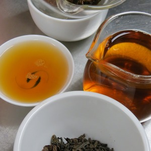 Harvest Russet Oolong from Nepali Tea Traders