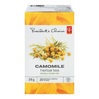 Camomile Herbal Tea from PC Brand
