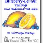 Blueberry-Lemon from Eastern Shore Tea Company