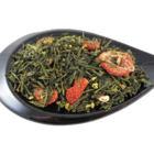 Champagne Strawberry Green Tea from PureAromaTea