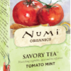 Tomato Mint Savory Tea from Numi Organic Tea