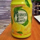 Ice Lemon Tea from Heaven &amp; Earth