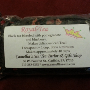 Royal-Tea from Camellia's Sin Tea Parlor