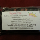 Royal-Tea from Camellia&#x27;s Sin Tea Parlor