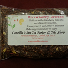 Strawberry Breeze from Camellia's Sin Tea Parlor