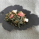 Strawberry Mango Green Tea from Trail Lodge Tea