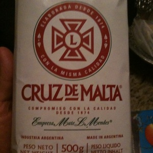 Yerba Mate from Cruz de Malta