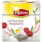 White Tea Raspberry from Lipton