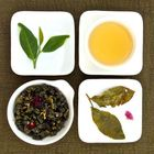 Natural Flower Scented Rose Oolong Tea, Lot # 129 from Taiwan tea crafts