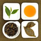 High Mountain Hong Shui Oolong Tea, Lot # 121 from Taiwan tea crafts