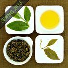 Alishan Jin Xuan High Mountain Oolong Tea, Lot 207 from Taiwan tea crafts