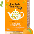 Ginger Peach Tea from English Tea Shop