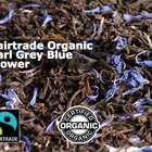 Organic Earl Grey Blue Flower from Suki Tea